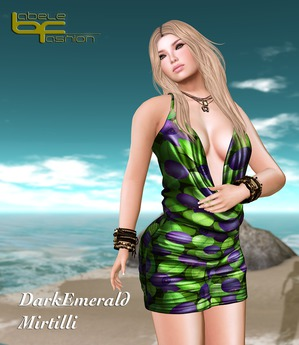 !bf vespucci minidress blue