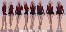 Overlow Poses - Pack 54
