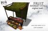 PPK Fruit market stall 2.0 Mesh