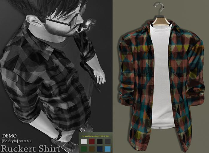 {Fe Style} DEMO Ruckert Shirt