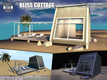 [Since 1975]- Bliss Cottage (wear to unpack)