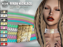 [Since 1975] - Rihan Necklace & HUD