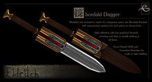 .Eldritch. Khordald Dagger
