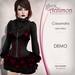 ~Antimon~ Cassandra ~ Dress ~ DEMO