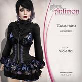 ~Antimon~ Cassandra ~ Violetta