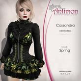 ~Antimon~ Cassandra ~ Spring