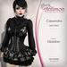 ~Antimon~ Cassandra ~ Obsidian