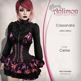~Antimon~ Cassandra ~ Cerise