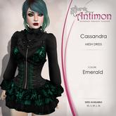 ~Antimon~ Cassandra ~ Emerald