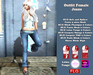 .: FLG Outfit Female Jeans :.