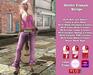 .: FLG Outfit Female Stripe :.