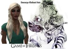 *Chez Lou * Daenerys Targaryen Khaleesi  Hair