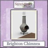 Serendipity Designs - Brighton Chimnea