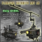 Floating Security Bot