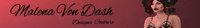 Malena von dash logo 700x100