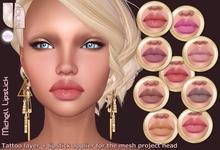 - Loux - Lipstick Michell Tone 1 - TMP applier + tattoo layer DEMO