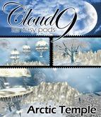 Cloud 9 - Arctic Temple Fantasy Pod