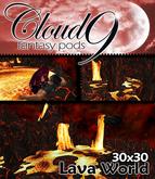 Cloud 9 - Lava Fantasy Pod - 30x30m