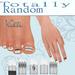 Totally Random GG  Belleza Applier  Hud Fingernail and nail polish