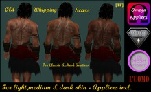 Old Whipping Scars (BOXED)