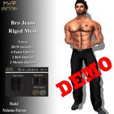 IMaGE Factory Bro Jeans Demo