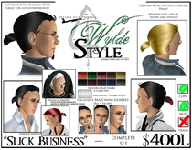 - Slick Business - A Wylde Style by Khyle Sion