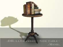 :DH: Side Table ~Victorian~