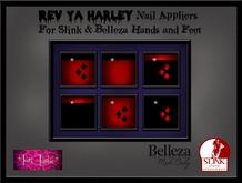 *Tori-Tastic* Rev Ya Harley Appliers for Belleza & Slink