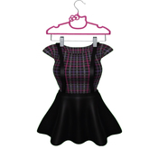 * [BE]lieve Suspender Skirt and Shirt - TILS *** SUPER PROMO ONLY 24 HRS ***