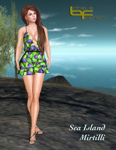 Babele Fashion :: Sea Island Mirtilli