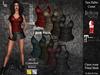 De designs tara halter corsets s