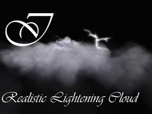 PARTICLE / EMITTER Realistic Lightning Clouds