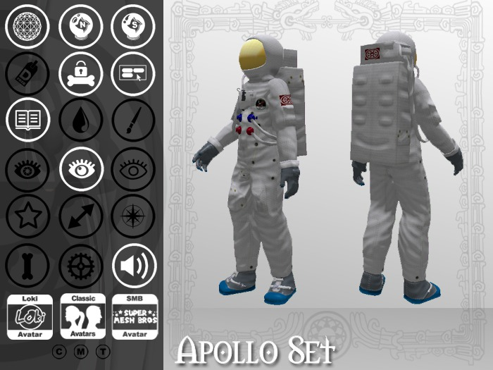 Apollo Set