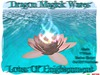 Dragon Magick Wares Lotus Of Enightenment