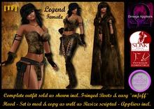 LEGEND-Female V2 (BOXED)
