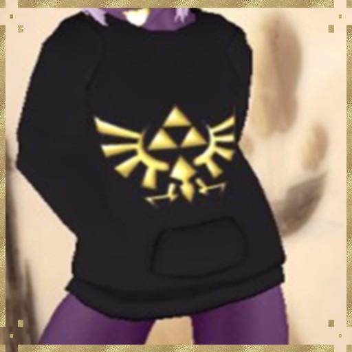 Zelda Hoodie Texture