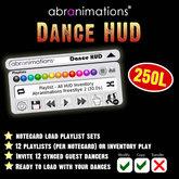 * Abranimations Dance HUD v1.0 *