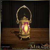 =Mirage= Whimsical Lantern