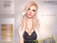 enVOGUE - HAIR Alanis - Light Blondes