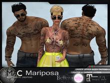 [M]A.C. [D]ESIGN & Mariposa [Box]