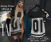 IAF Jersey Dress (DEMO)