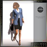 :KR: Eileen Business Casual - Blue