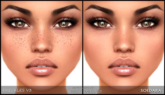 ~Soedara~ Freckles V3
