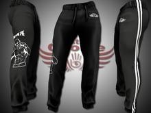 Fc Black Pants