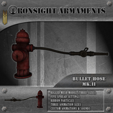 Ironsight Armaments - Bullet Hose Mk.II