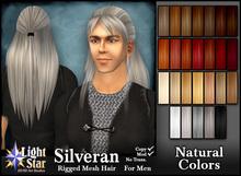 *LightStar-Hair-Silveran-Natural Colors