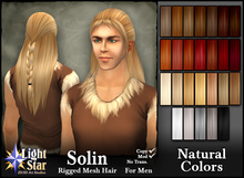 *LightStar-Hair-Solin-Natural Colors