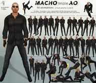 TuTy's MACHO Male AO - Priority 3 & 4