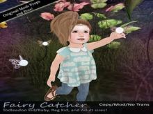 (LoD) Level of Detail - Fairy Catcher