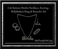 Cele'Sations Bimbo Jewelry Set